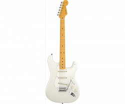FENDER Eric Johnson Stratocaster, Maple Fingerboard, White Blonde
