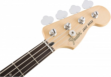 FENDER DLX ACTIVE JAZZ BASS PF OWT – фото 3