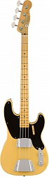 FENDER 2018 VINTAGE CUSTOM 1951 PRECISION BASS® - NOCASTER BLONDE