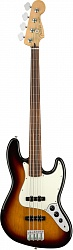 FENDER Player Jazz Bass FL PF 3TS бас-гитара