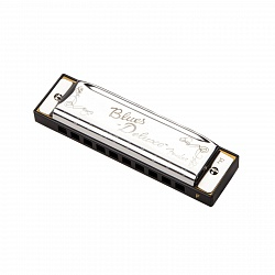 FENDER Blues Deluxe Harmonica, Key of F
