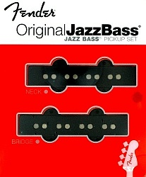 FENDER Original Jazz Bass Pickups, (2)