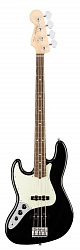 FENDER AM PRO JAZZ BASS LH RW BK