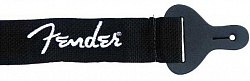 FENDER FSR 2` MONOGRAMMED STRAP BLACK/YELLOW/RED