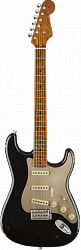 FENDER LIMITED EDITION RELIC `56 FAT ROASTED STRATOCASTER - AGED BLACK