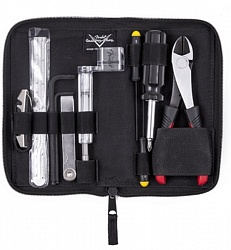 Fender® Custom Shop Tool Kit by CruzTools® Black