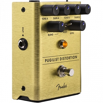 FENDER PUGILIST DISTORTION PEDAL – фото 5